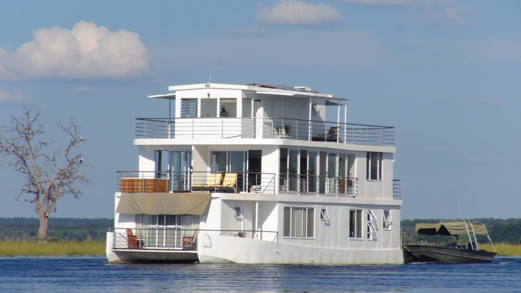 Chobe Princess Luxury Houseboat