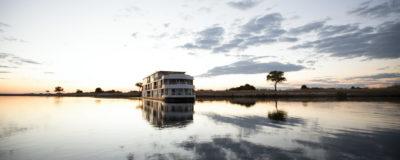 Zambezi Queen wins again at World Travel Awards