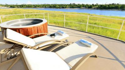 Chobe River Houseboats