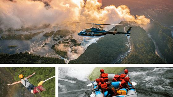 Adventure at Victoria Falls