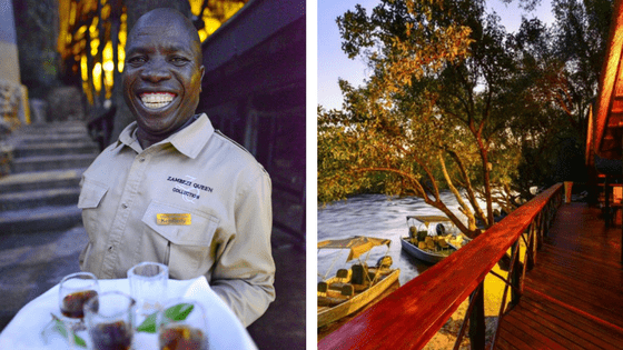 Kennedy Ilunga - Host at Ichingo Chobe River Lodge
