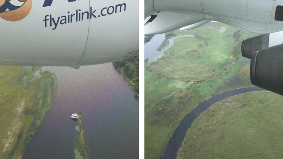 Fly Airlink to Botswana