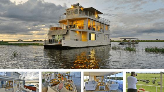 Sailing Guide | Chobe River Cruise | Chobe Princesses
