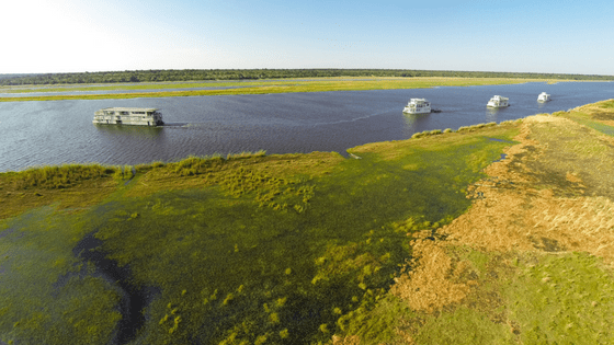 Zambezi Queen Collection Houseboats