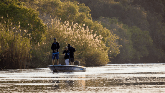 Chobe River | Green Season | Fishing