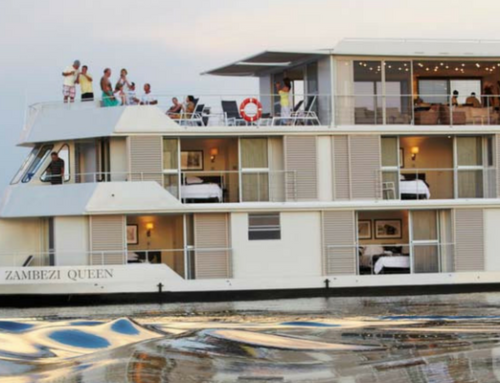 Zambezi Queen Named World's Leading Boutique Cruise at World Travel Awards 2017