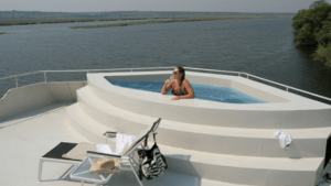 Zambezi Queen Luxury African River Safari