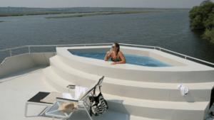 Zambezi Queen Luxury African River Safari