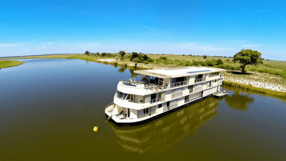 Zambezi Queen | World Travel Awards