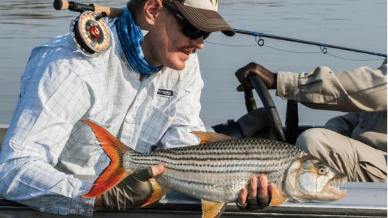 Fly-Fishing   Chobe River