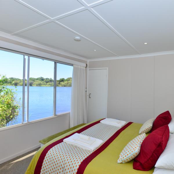 Chobe Princess Bedroom