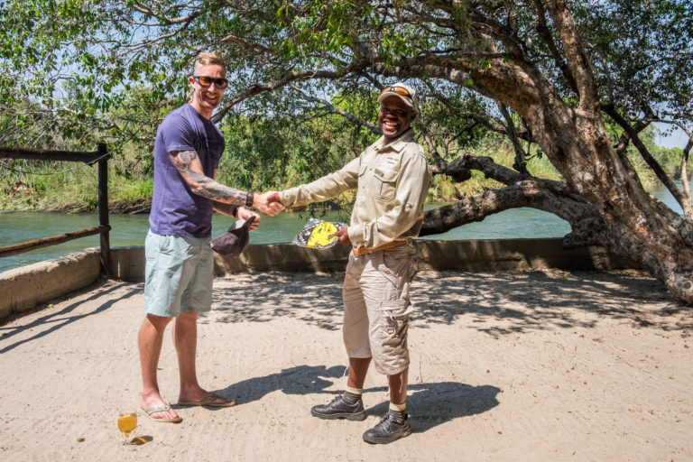 Ichingo Chobe River Lodge Fishing Buff