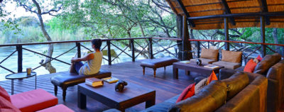 Ichingo Chobe River Lodge Lounge