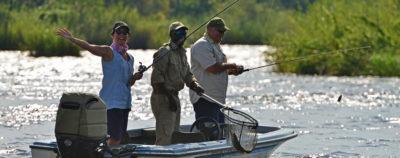 Ichingo Chobe River Lodge Tigerfishing