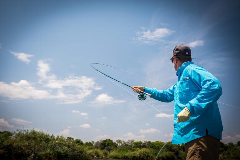 Tigerfishing on the Chobe River