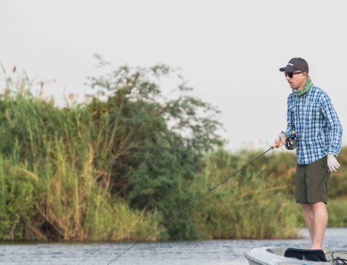 10 reasons you'll get hooked on a Winter Fishing Safari