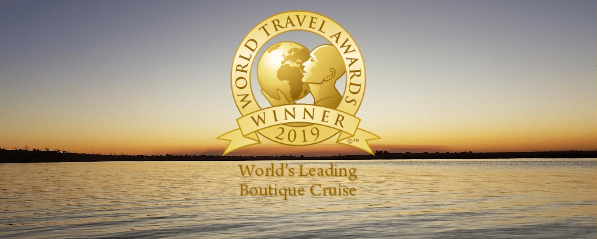 Zambezi Queen Wins At World Travel Awards 2019